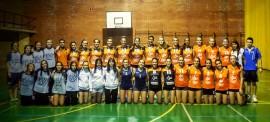 Cantera fem. Voleibol Teruel 15/16