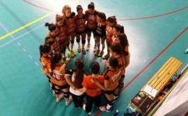 Grupo Senior fem. 15/16 CAI Teruel