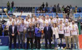 CV Teruel, campeón de Liga 2018